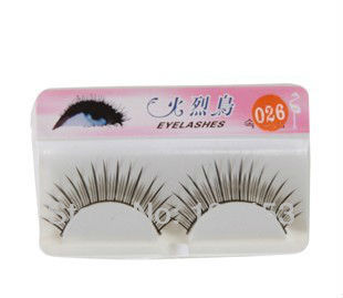 New Arrival Eyelash Extension Factory Direct Supply False Eyelashes Party Eye lashes 1Big Box=10Pairs (026#) Makeup 300Pairs/Lot(China (Mainland))
