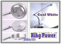 3*3W 9W Cree Bulb Cool White LED table lighting High Power LED desk lamp bed room reading light