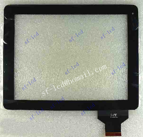 "Original New 9. 7"" capacitive 10point multi-touch touch screen/Digitizer/glass-MP4 ,MP5,TABLET PC,MID CUBE U9GT2 Window n90(China (Mainland))"