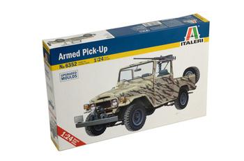 Model 6352 armed pick-up