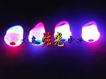 Toy supplies light ring lamp ring light flash cartoon eyeball ring