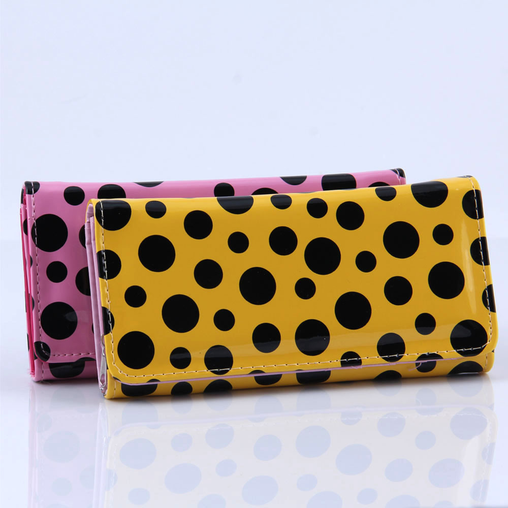Free shipping Women's Leather Card Holders Purse Lady Small Fashion Candy Color Bag Evening Bags Clutches Wallet NO.THBW009(China (Mainland))
