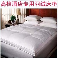 FREE SHIPPING! Super soft thickening down mattress single double mattress piates large