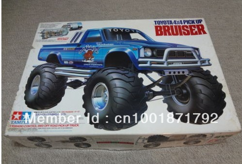 "TOYOTA 4X4 PICK-UP TRUCK HILUX ""BRUISER"" R/C KIT NIB/BLAZER(China (Mainland))"