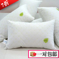 FREE SHIPPING! Silk pillow single pillow