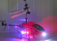 Ruggedness remote control aircraft alloy helicopter hovering 3-way Children's favorite electronic toys RC helicopter