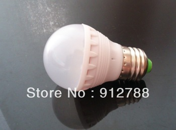 10pcs/lot Free shipping led energy saving bulb 5730 chip 7smd Super bright led lighting warm white/cool white
