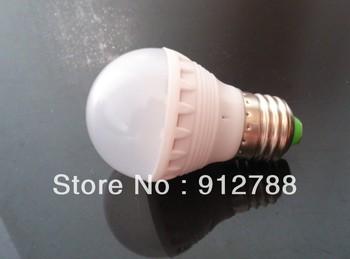 10pcs/lot Free shipping led energy saving bulb 5730 chip 7smd Super bright led lighting warm white/cool white