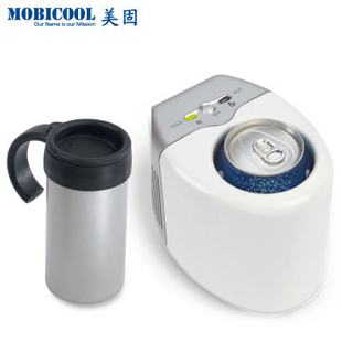 German d03 car hot and cold cups heating cup car refrigerator portable small refrigerator