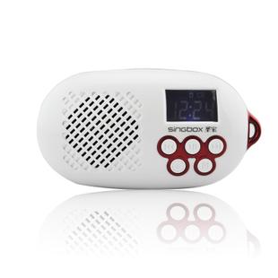 Sv-522 mini portable digital card usb flash drive small speaker mp3 radio player