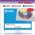 Software  for New cdp pro plus / tsc cdp plus  [ 2013 Release 1 cars trucks geneice 3 in 1  with USB key ,not need activation ]
