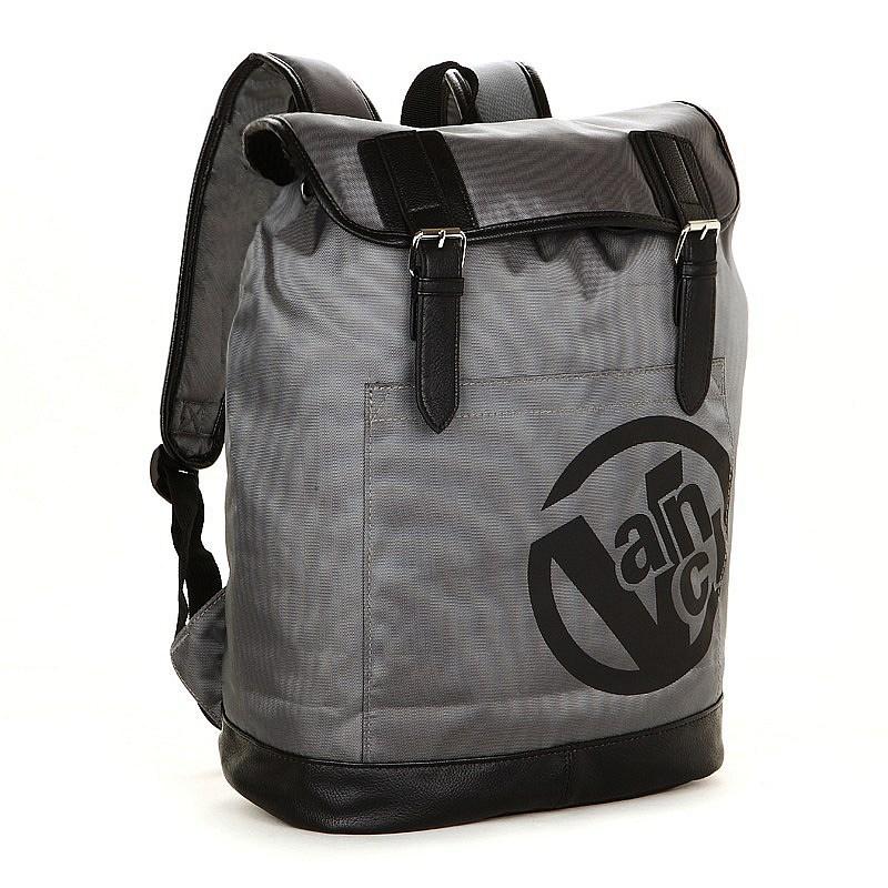 2013 NEW VANCL Unisex David Urban Style Backpack Lightweight Durable Adjustable Nylon Shoulder Bag Red/Khaki FREE SHIPPING
