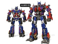 Optimus Prime 1m4 3D paper model DIY