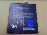 4400mAh Battery for Amazon Kindle Fire D01400, 3555A2L, DR-A013 - USA