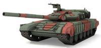 T-64b russian main 3d diy handmade