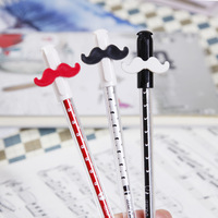 The appendtiff stationery small fresh crystal unisex transparent pen student gift prize