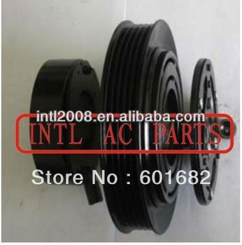 A/C Compressor clutch assembly (ASSY) SCSA06C Toyota Yaris Fiat Palio Punto 88310-52400 88310-52401 4675168 4675168 80100226