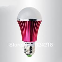 10pcs/Lot Free Shipping! LED Bulb E27 10W 85-260V White Warm Light Bright LED Light ,red /yellow /green/blue led bulb .freeship
