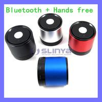 Hands Free Bluetooth Speaker for Mobile Phone Mini Wireless Speaker