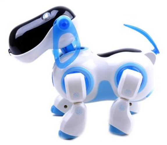 Hot Sale Multi-Functional Intelligent Robot Dog Remote Control Electric Pets RC Toys For Children's Day Gift - Free Shipping(China (Mainland))