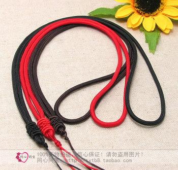 Long necklace rope necklace pendant lanyard pendant lanyard mobile phone strap timecards lanyard