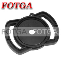 FOTGA Wholsale Camera lens cap holder keeper buckle for 43mm 52mm 55mm size Canon Nikon Sony