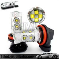 Cree Chip Led car light 60W H11Tuning/Reverse/Fog light 12-24V led car light