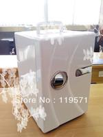 Fashionable  18L AC220-240V/60HZ  DC 12V poratble mini bar refrigerator.mini freezer
