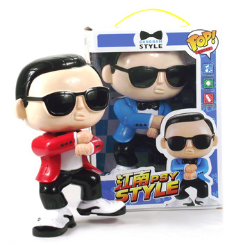 PSY Electric bird style doll music toy