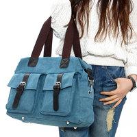 2013 canvas female bag shoulder bag messenger bag vintage handbag all-match women's handbag big bags