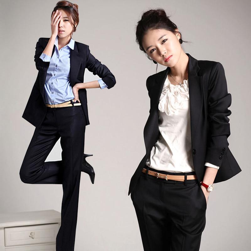 Fantastic OL Korean Style Brand New Formal Pants Women Work Wear Office Career
