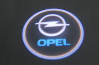 Opel LOGO Car LED Mark Light Door Welcome Light Door Step Ground Projecting Lamp