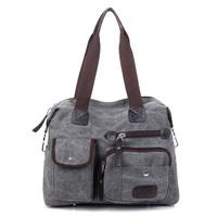 2013 spring and summer canvas bag messenger bag female handbag fashion shoulder bag women's handbag