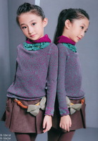 2013 spring and autumn 25 mdash . hot-selling girls clothing all-match coffee culottes 1843
