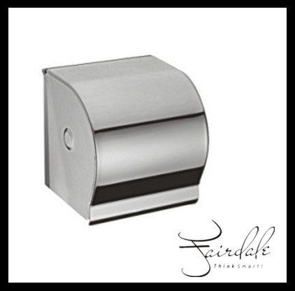 Free Shipping!!! Bathroom Accessories new style Stainless Steel 304, waterproof, Tissue holder, bathroom toilet paper holder(China (Mainland))