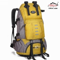Mountaineering bag outdoor camping backpack 50l large capacity travel backpack 442