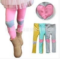 2012 spring female child ploughboys legging k3029 love