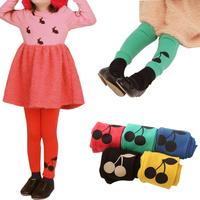 2012 spring female child children's solid color pants ultra elastic legging k3028