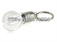 Wholesale 1pc/lot light bulb shaped usb pen flash drive usb flash memory pendriver 32gb stick thumbdrive