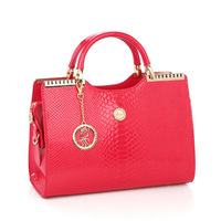 Free & Fast Shipping! New Watermelon Red Women's Korean Fashion Handbag Shoulder Bag Tote Cross Body Bags