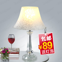 Brief fashion modern acrylic table lamp ofhead rustic japanese style decoration bar