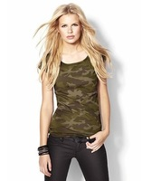 Womens o-neck high elastic slim miltary t-shirt for freeshipping and wholesale