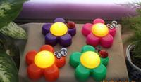 Hot flower pat night light! LED pat light for bedroom usage! Chindren's bedroom decoration!