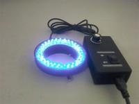 Blue light ! inner diameter 60mm microscope led lighting , microscope ring light