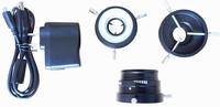 USB interface ! Universal Microscope LED light, LED lamp, ring light, fluorescent lamp, LED adjustable lamp!