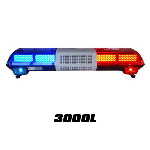 LED warning lightbar for Police vehicle TBD-GR-3000L(China (Mainland))