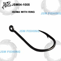 Size5/0*100pcs  fishing hook,mustad quality barbed hooks,carp fishing tackle,angeln,pesca JSM04-1005