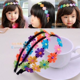 Min order is $10 freeshipping (mix order) !!! -Baby accessories children, girls,01 hair ornaments, hair bands, hair band k00036