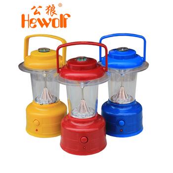 Hewolf charge tent light lantern camping light 1541