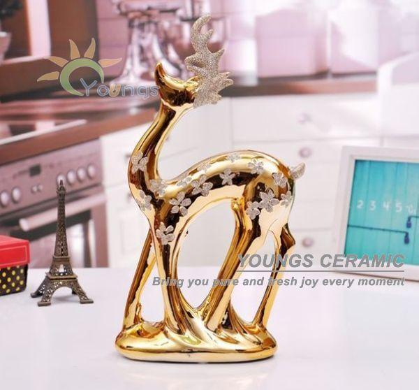 Online kopen wholesale herten porselein uit china herten porselein groothandel - Mooie interieurdecoratie ...